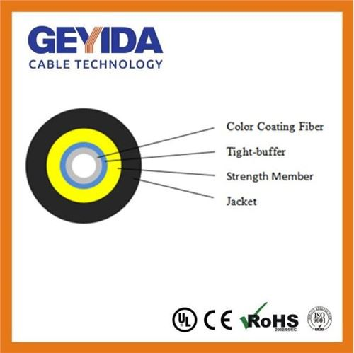 Simplex Round Fiber Optic Cable